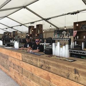 18ft festival bar