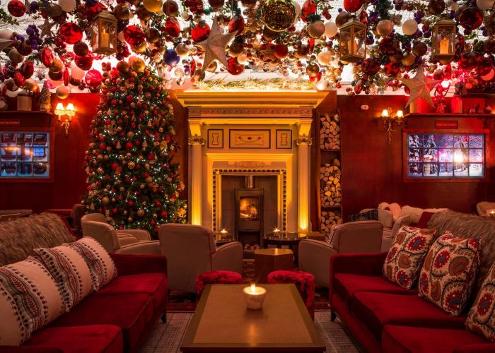 Christmas Marquee Event