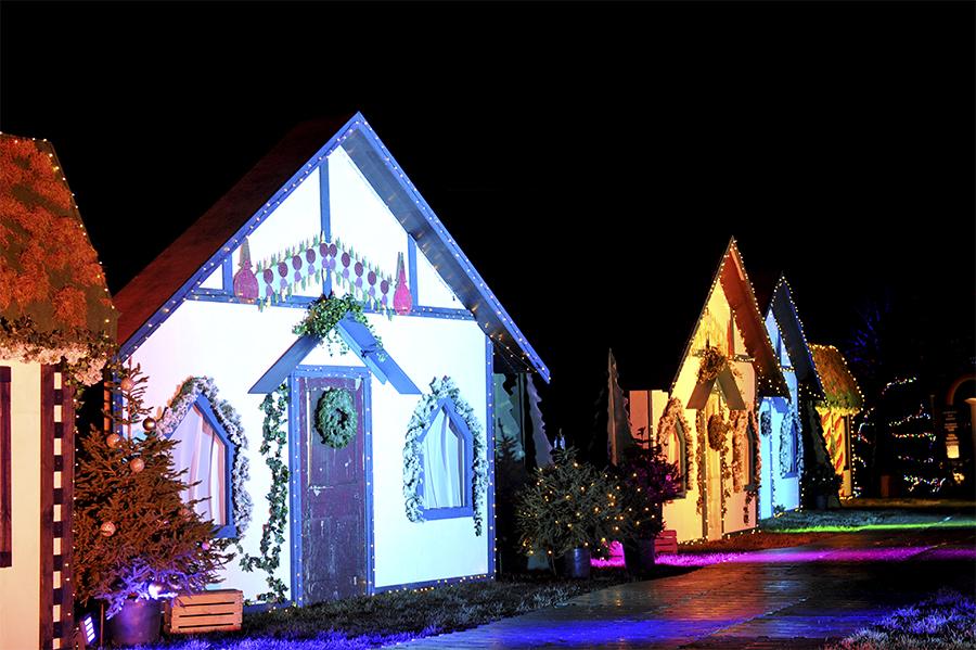 Winter Village at Malvern Winter Glow